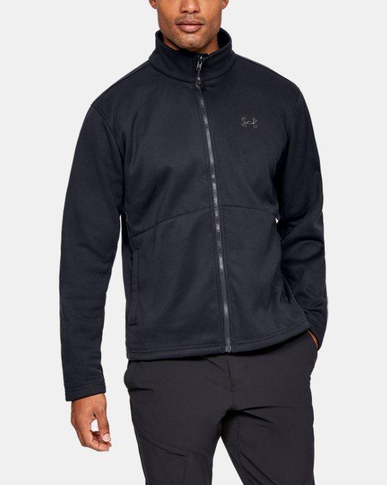 Men's UA Porter 3-in-1 Jacket, Black, pdpMainDesktop image number 5