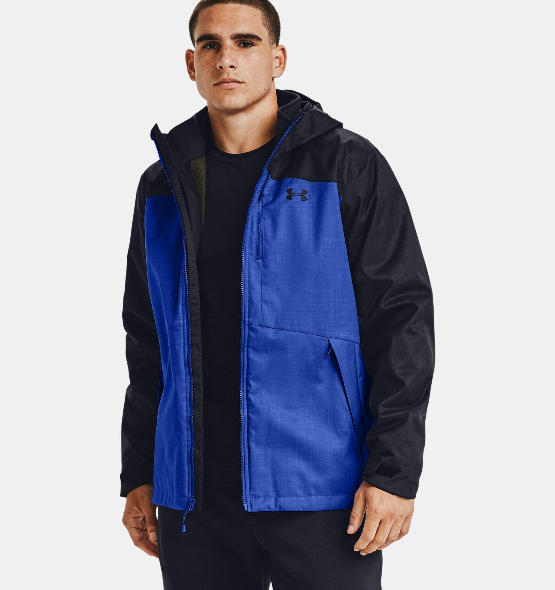 Underarmour Mens UA Porter 3-in-1 Jacket
