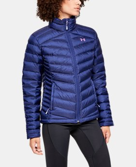Women's UA Iso Down Jacket  1  Color Available $230