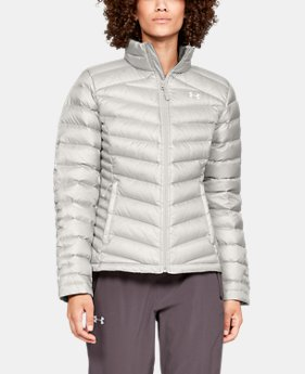 New Arrival Women's UA Iso Down Jacket  1  Color Available $230