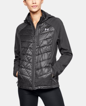 New Arrival Women's UA Encompass Hybrid Jacket  1  Color Available $180