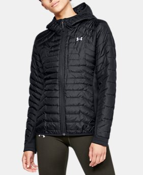 New Arrival Women's ColdGear® Reactor Hybrid Jacket  1  Color Available $190