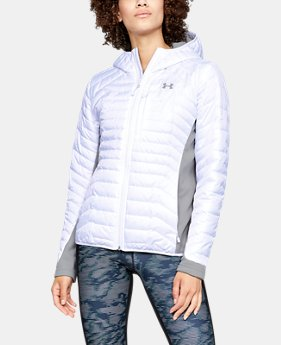 Women's ColdGear® Reactor Hybrid Jacket  1  Color Available $190