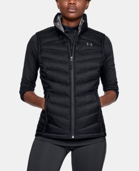 New Arrival Women's UA Iso Down Vest  2  Colors Available $180