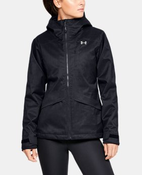 New Arrival Women's UA Sienna 3-in-1 Jacket  1  Color Available $200