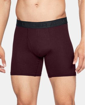 "Men's UA Microthread 6"" Boxerjock®  3  Colors Available $30"