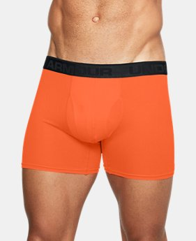 "Men's UA Microthread 6"" Boxerjock®  1 Color $25"