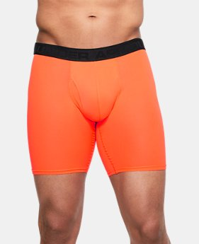 "Best Seller Men's UA Microthread 9"" Boxerjock®  1 Color $25"