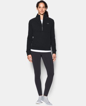 Women's UA French Terry ½ Zip Sweatshirt  2 Colors $59.99