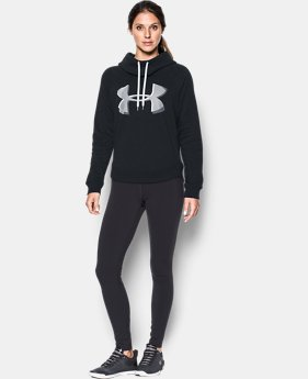 Women's UA Fashion Favorite Exploded Logo Pullover  6 Colors $64.99