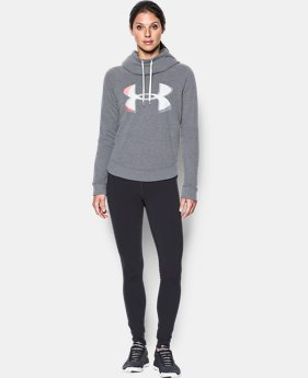 Women's UA Fashion Favorite Exploded Logo Pullover LIMITED TIME OFFER 1 Color $39.99