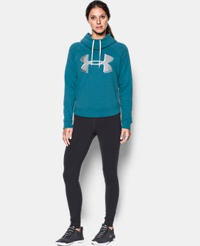 Women's UA Fashion Favorite Exploded Logo Pullover  1 Color $37.49