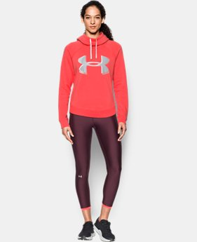 Women's UA Fashion Favorite Exploded Logo Pullover  1 Color $49.99