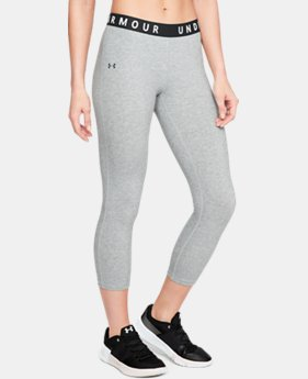 Women's UA Favorites Crop  1  Color Available $45