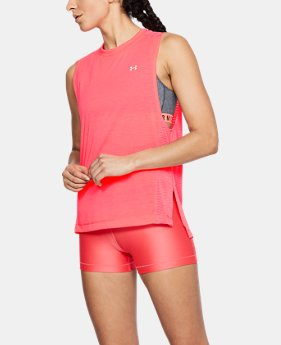 New Arrival Women's UA Siro Muscle Tank  1 Color $35