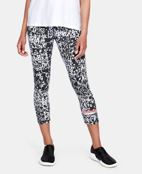 Women's UA Favorite Crop - Printed  1  Color Available $50