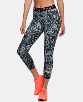 New Arrival Women's UA Favorite Crop - Printed LIMITED TIME: FREE U.S. SHIPPING 1 Color $40