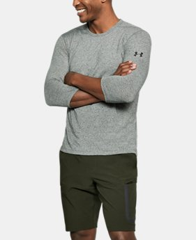 Men's UA Threadborne ¾ Utility T-Shirt  1 Color $45