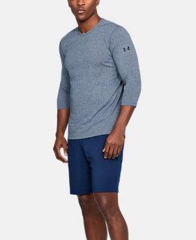 Men's UA Siro ¾ Utility T-Shirt  2  Colors Available $45