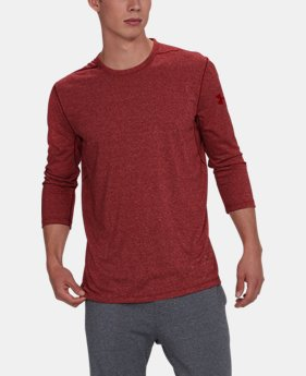 Men's UA Threadborne ¾ Utility T-Shirt  4 Colors $45