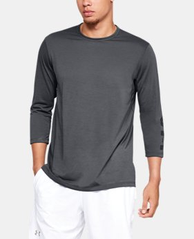 New to Outlet Men's UA Siro Utility T-Shirt Graphic  2  Colors Available $27