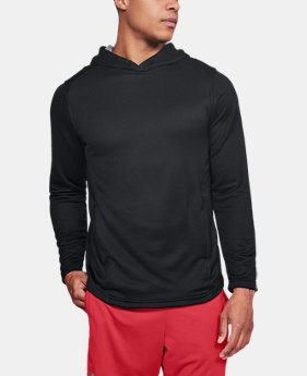 Men's UA MK-1 Terry Hoodie  1  Color Available $70