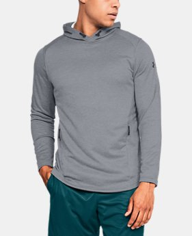 Men's UA MK-1 Terry Hoodie  3  Colors Available $70