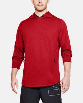 Men's UA MK-1 Terry Hoodie  1  Color Available $52.5