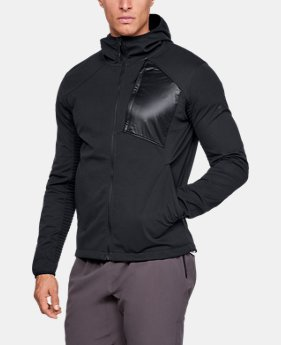 New Arrival  Men's UA Treyk Hoodie  1  Color Available $160
