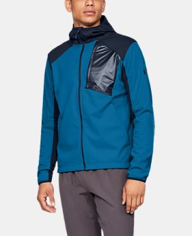 Men's UA Treyk Hoodie  1  Color Available $130