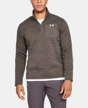 New Arrival Men's UA Specialist Henley 2.0 Long Sleeve  6  Colors Available $80