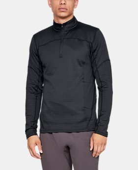 New Arrival Men's UA Spectra ½ Zip  3  Colors Available $80