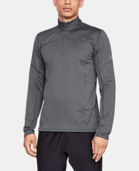Best Seller Men's UA Spectra ½ Zip  3  Colors Available $80