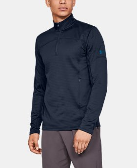 New Arrival  Men's UA Spectra ½ Zip  1  Color Available $100