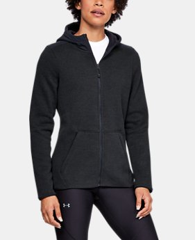 Women's UA Wintersweet Hoodie 2.0 LIMITED TIME ONLY 1  Color Available $70