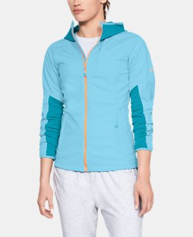 Women's UA Treyk Jacket  1  Color Available $130
