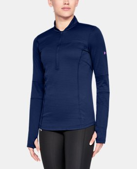 New Arrival Women's UA Spectra ½ Zip FREE U.S. SHIPPING 2  Colors Available $90