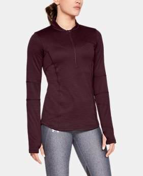 New Arrival Women's UA Spectra ½ Zip  1  Color Available $90
