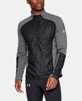 Men's UA Terrain Hybrid ½ Zip Jacket  1  Color Available $180