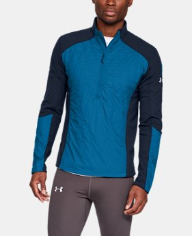 Men's UA Terrain Hybrid ½ Zip Jacket  3  Colors Available $180