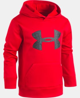 New Arrival Boys' Pre-School UA Digital City Pullover Hoodie  1 Color $39.99