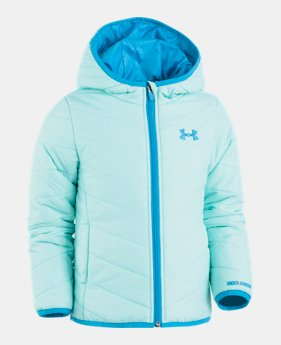 9c438678f Girls' Outlet Jackets & Vests   Under Armour CA