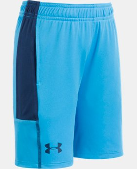 Boys' Pre-School UA Stunt Shorts  6  Colors $24.99