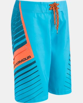 Boys' UA Ascending Boardshorts  1 Color $39.99