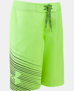 Boys' UA Flash Boardshorts   $22.49