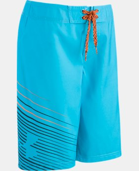 Boys' UA Flash Boardshorts  2 Colors $29.99