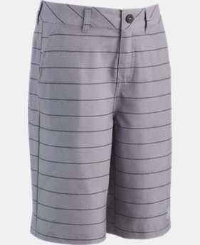 New to Outlet Boys' UA Ocular Shorts  1 Color $29.99