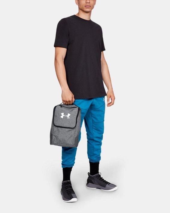 UA Shoe Bag, Gray, pdpMainDesktop image number 0