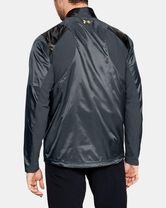 Men's UA Perpetual Jacket, Gray, pdpMainDesktop image number 2