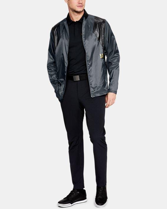 Men's UA Perpetual Jacket, Gray, pdpMainDesktop image number 6